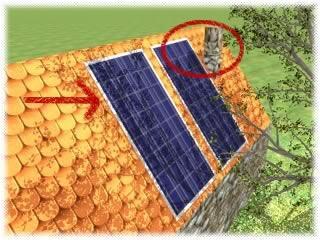 5 tipps zur montage der photovoltaikanlage. Black Bedroom Furniture Sets. Home Design Ideas
